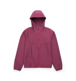 HERSCHEL HERSCHEL SUPPLY CO VOYAGE WINDBREAKER WINE