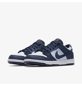 NIKE SB DUNK LOW PRO BINARY BLUE / HYDROGEN BLUE