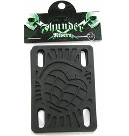 THUNDER THUNDER 1/8TH RISER PAD BLACK