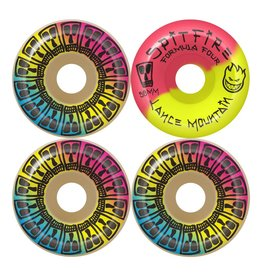 SPITFIRE SPITFIRE WHEELS LANCE MOUNTAIN LIFERS EDITION 58 MM