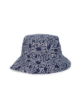 HERSCHEL HERSCHEL X KEITH HARING CREEK BUCKET HAT