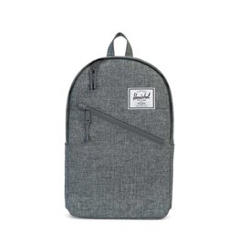 HERSCHEL HERSCHEL PARKER BACKPACK RAVEN CROSSHATCH