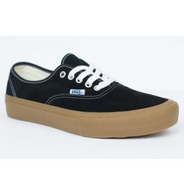 VANS VANS AUTHENTIC PRO BLACK / LIGHT GUM