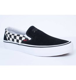 VANS VANS X THRASHER SLIP ON PRO BLACK / CHECKERBOARD