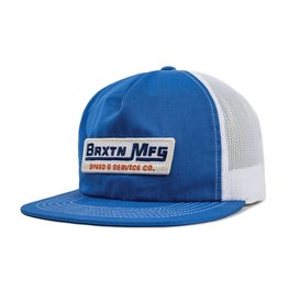 BRIXTON BRIXTON TRACTION MESH HAT ROYAL / WHITE