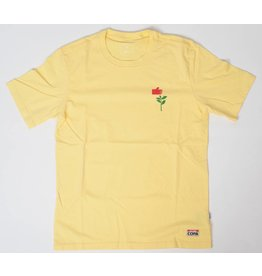 CONVERSE X CHOCOLATE KENNY ANDERSON T-SHIRT YELLOW