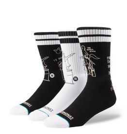 STANCE STANCE X MARK GONZALES SHELL BLACK / WHITE