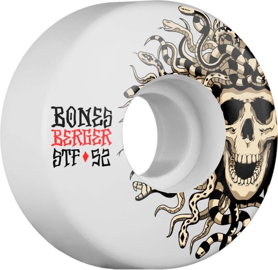 BONES BONES STF PRO BERGER MEDUSA V3 52MM