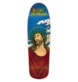 101 GABRIEL RODRIGUEZ JESUS REISSUE TRANSFER 9.8