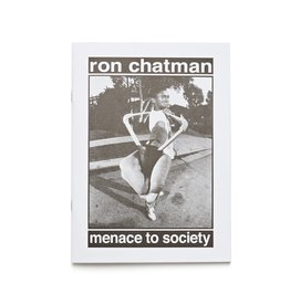 POLAR X RON CHATMAN MENACE TO SOCIETY ZINE