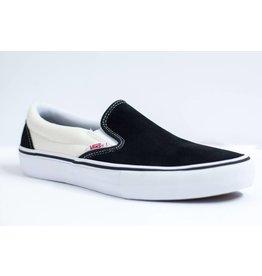 VANS VANS SLIP-ON PRO BLACK / WHITE / WHITE