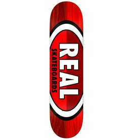 REAL REAL OVAL 50/50 8.75