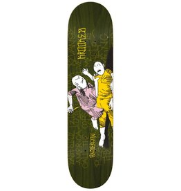 KROOKED KROOKED MIKE ANDERSON STREET JUSTICE 8.62