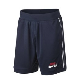 "NIKE SB SHORTS ""DREAM TEAM"" OBSIDIAN / UNIVERSITY RED"