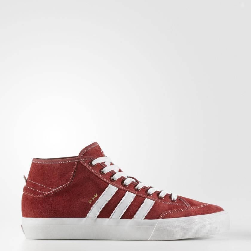 Adidas matchcourt Mid skate zapatos hombre  Footwear bluetile Skateshop
