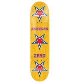 ZERO ZERO AMERICAN ZERO YELLOW 8.625