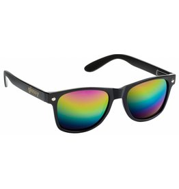 GLASSY GLASSY SUNHATERS LEONARD BLACK / COLOR MIRROR