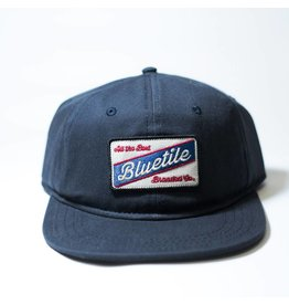"BLUETILE BLUETILE ""ALL THE BEST"" COLOR PATCH NAVY"