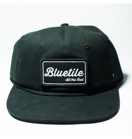 "BLUETILE BLUETILE ""ALL THE BEST"" PATCH BLACK"