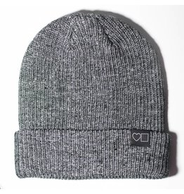 BLUETILE LOVE BLUETILE BEANIE HEATHER GREY