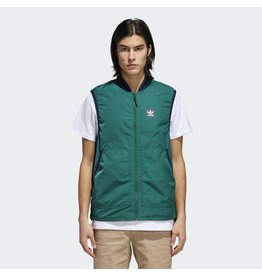 ADIDAS ADIDAS MEADE VEST COLLEGIATE GREEN / NIGHT INDIGO