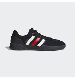 "ADIDAS ADIDAS CITY CUP ""SILVAS"" BLACK / WHITE / RED"
