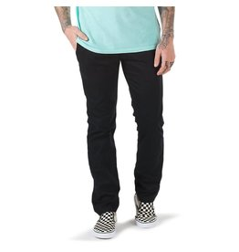 VANS VANS AUTHENTIC CHINO PRO PANTS BLACK