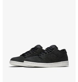 NIKE SB DUNK LOW PRO DECONSTRUCTED BLACK SUEDE