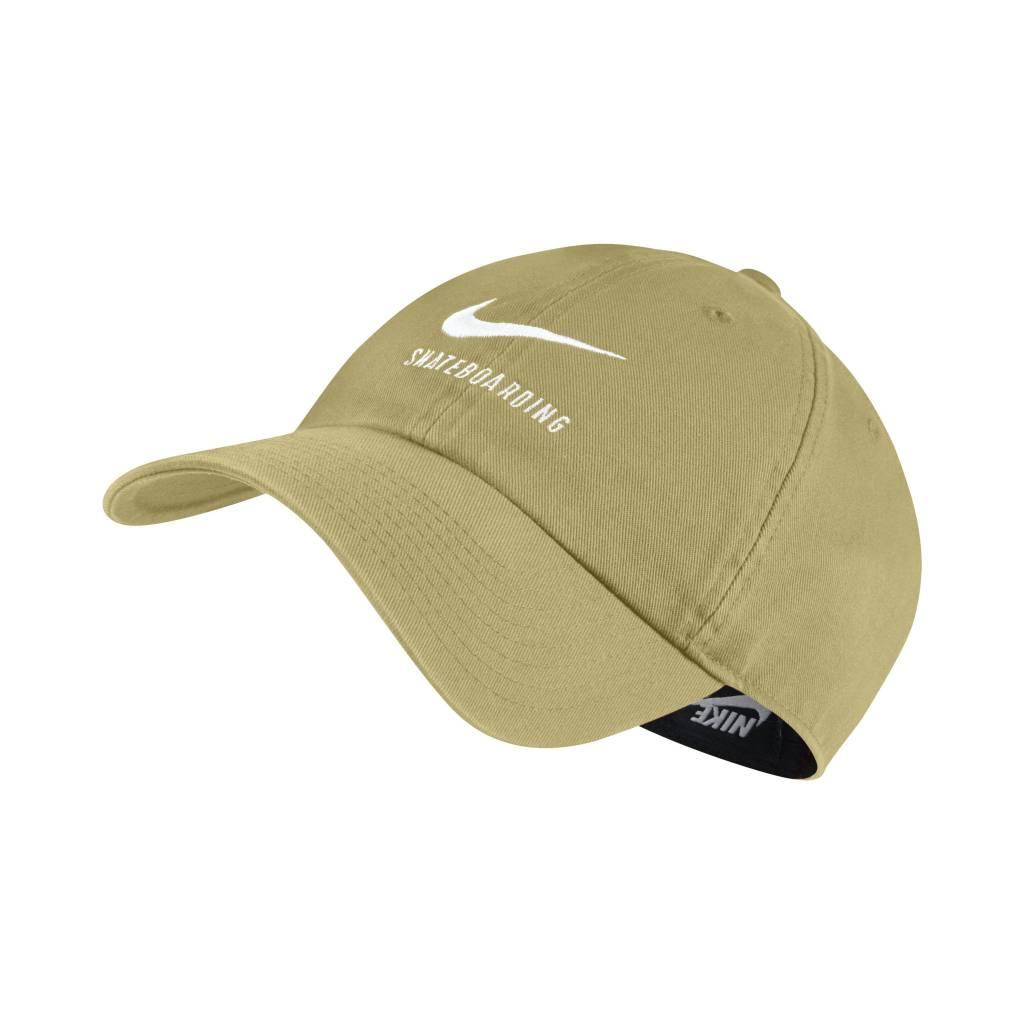 NIKE SB HERITAGE 86 CAP LEMON WASH / WHITE ...