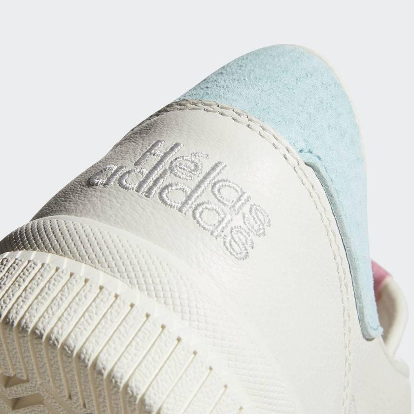 ADIDAS ADIDAS X HELAS LUCAS PREMIERE OFF WHITE / DARK BLUE