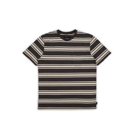 BRIXTON BRIXTON HILT S'S POCKET TEE WASHED BLACK