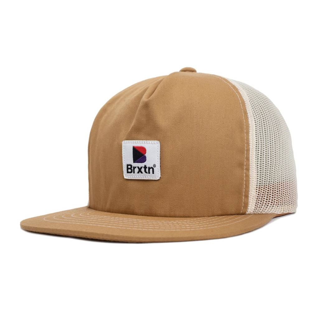 BRIXTON BRIXTON STOWELL MESH CAP WASHED COPPER