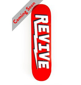 REVIVE REVIVE LIGHTNING LOGO DECK - VARIOUS SIZES