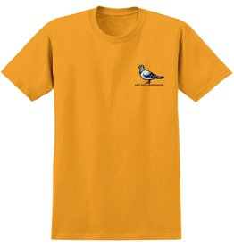 ANTIHERO ANTIHERO LIL PIGEON S/S SHIRT ORANGE
