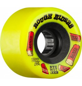 BONES BONES ATF ROUGH RIDERS SHOTGUN YELLOW 80A