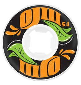 OJ WHEELS OJ III WHEELS FROM CONCENTRATE 101A WHITE EZ EDGE