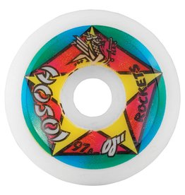 OJ WHEELS OJ II HOSOI ROCKETS WHITE REISSUE 97A