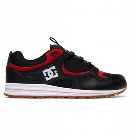 DC DC SHOES KALIS LITE BLACK / ATHLETIC RED