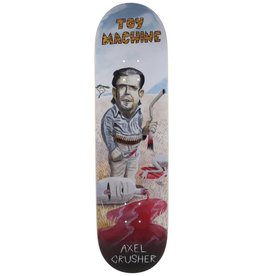 TOY MACHINE TOY MACHINE AXEL 8.375 GREAT WHITE HUNT