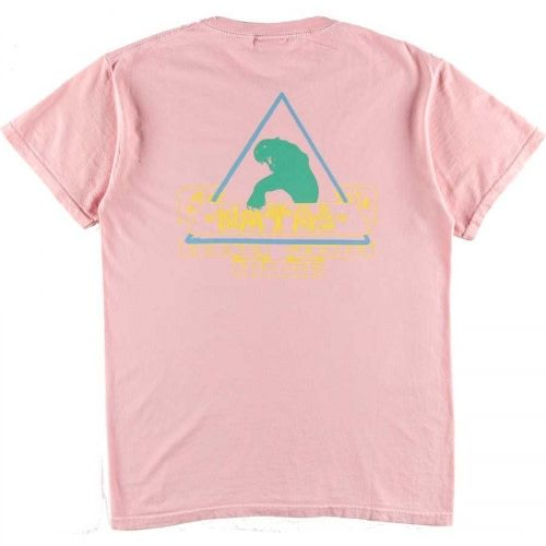 SANTA MONICA AIRLINES SMA NATAS FIRST DECK T-SHIRT PINK