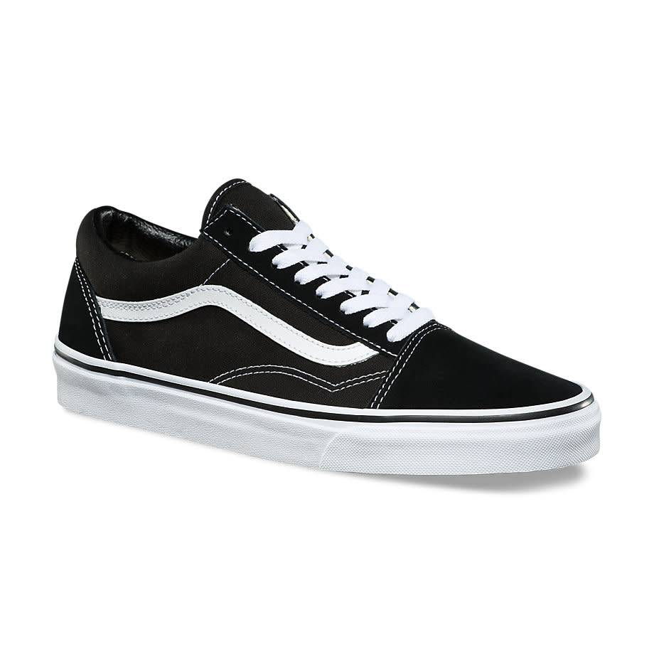 VANS VANS OLD SKOOL BLACK / WHITE