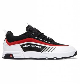 DC DC SHOES LEGACY 98 SLIM BLACK / WHITE / RED
