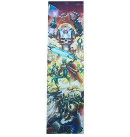 MOB MOB X MARS ATTACKS GRAPHIC GRIPTAPE ARMY