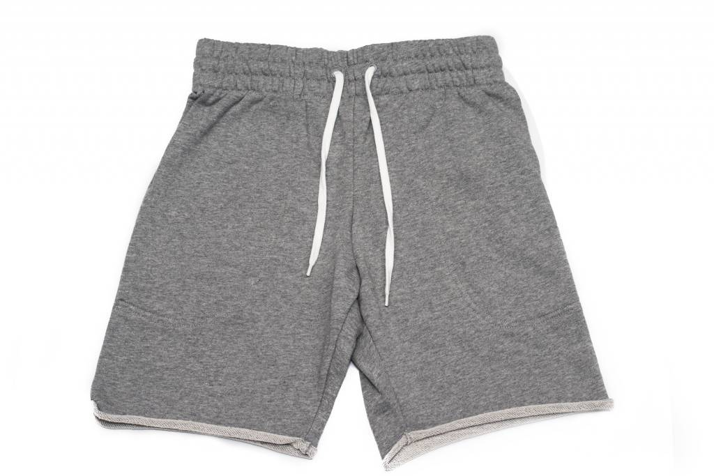 BLUETILE BLUETILE SURPLUS SWEAT SHORT GREY