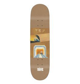 TRAFFIC Traffic Skateboards Vintage Coakley Deck 8.375