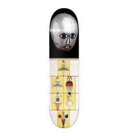 ISLE Isle Skateboards Mike Arnold Triadic Deck 8.25