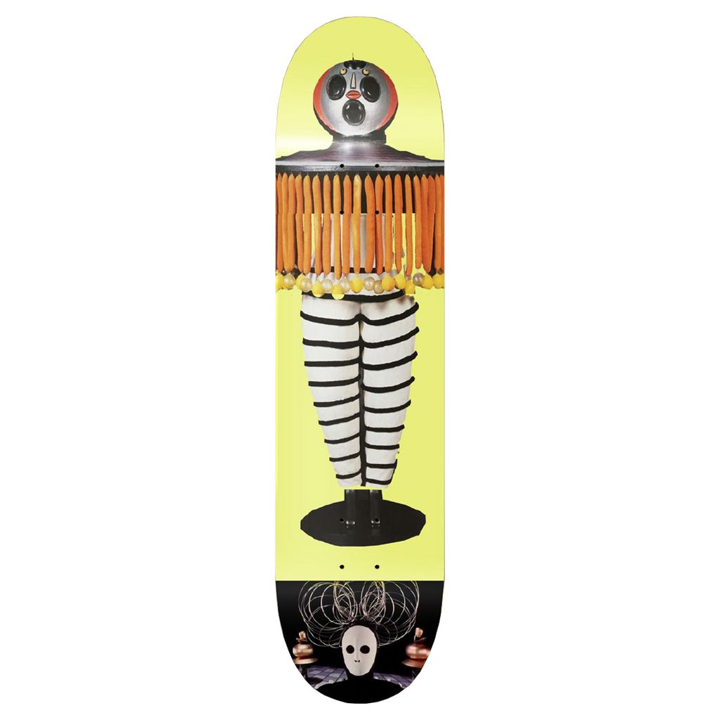ISLE Isle Skateboards Paul Shier Triadic Deck 8.5