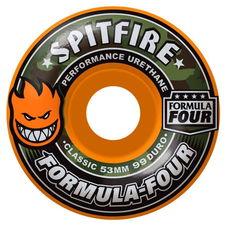 SPITFIRE SPITFIRE FORMULA FOUR 99D CLASSIC COVERT ORG