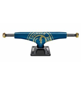THUNDER THUNDER TRUCKS 148 GOLDSTRIKE LT BLU/BLK (SET OF TWO)
