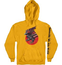 REAL Real Kelly Bird Screaming Eagle Hoodie